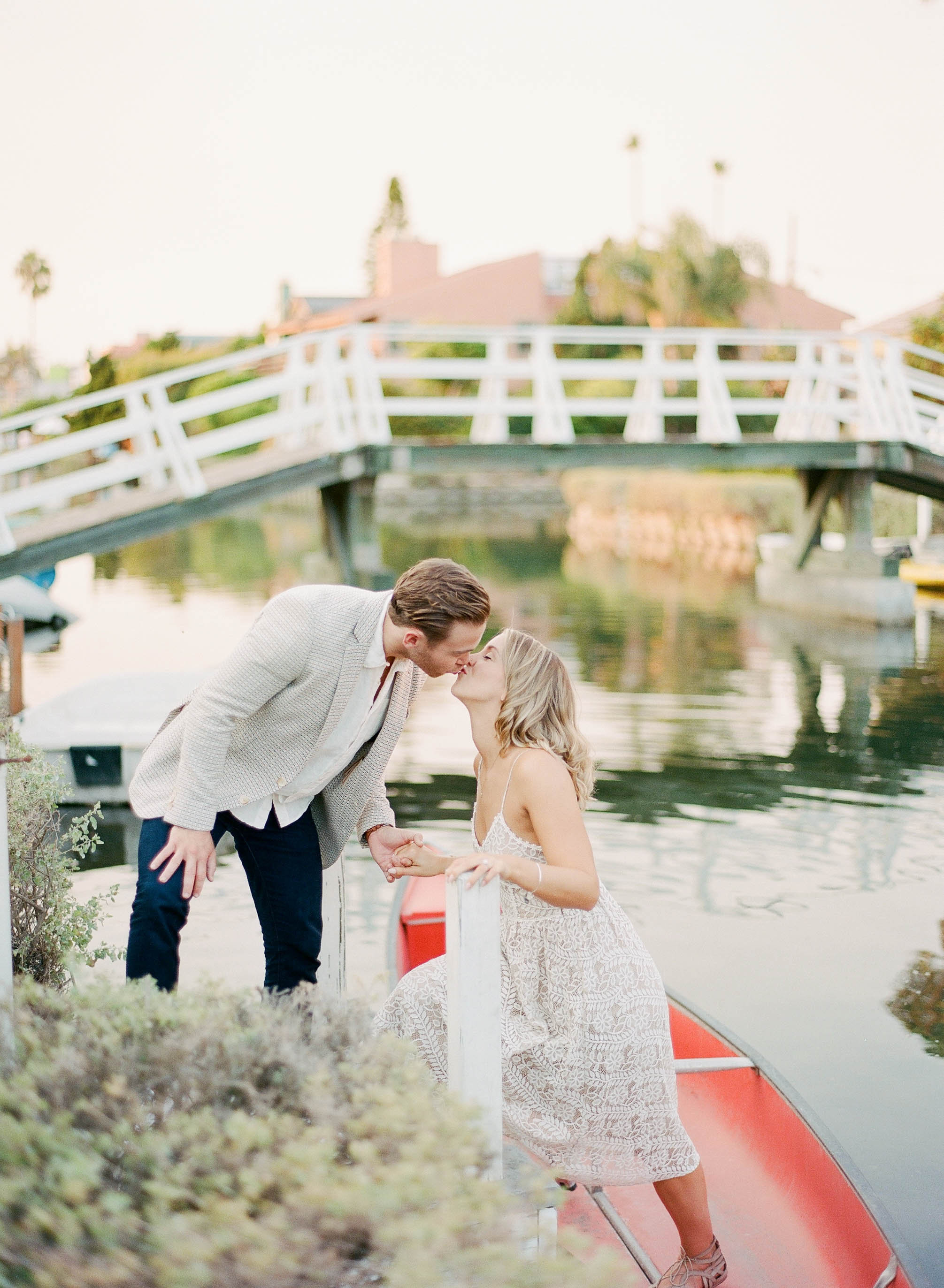 Venice Beach and Los Angeles wedding photography